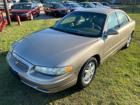 2002 Buick Regal for sale at Texas Select Autos LLC in Mckinney TX