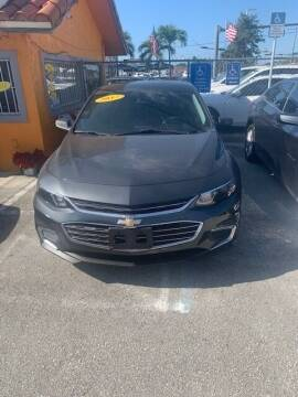 2017 Chevrolet Malibu for sale at VC Auto Sales in Miami FL