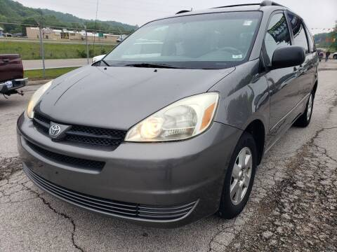 2005 Toyota Sienna for sale at BBC Motors INC in Fenton MO