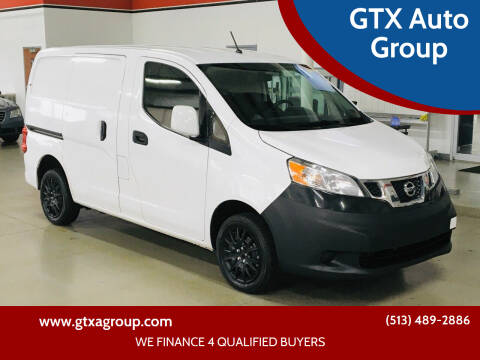 2018 Nissan NV200 for sale at GTX Auto Group in West Chester OH