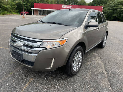 2013 Ford Edge for sale at Certified Motors LLC in Mableton GA
