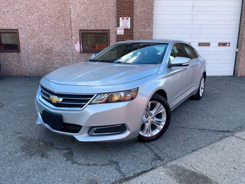 2015 Chevrolet Impala for sale at JMAC IMPORT AND EXPORT STORAGE WAREHOUSE in Bloomfield NJ