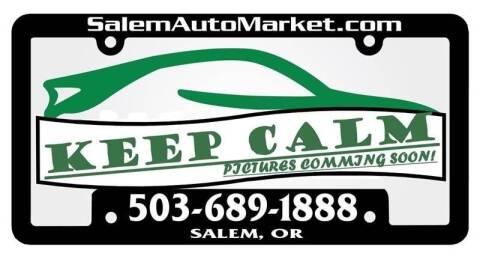 2005 Isuzu Ascender for sale at Salem Auto Market in Salem OR