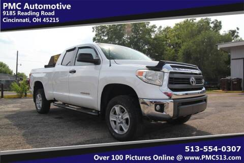 2014 Toyota Tundra for sale at PMC Automotive in Cincinnati OH