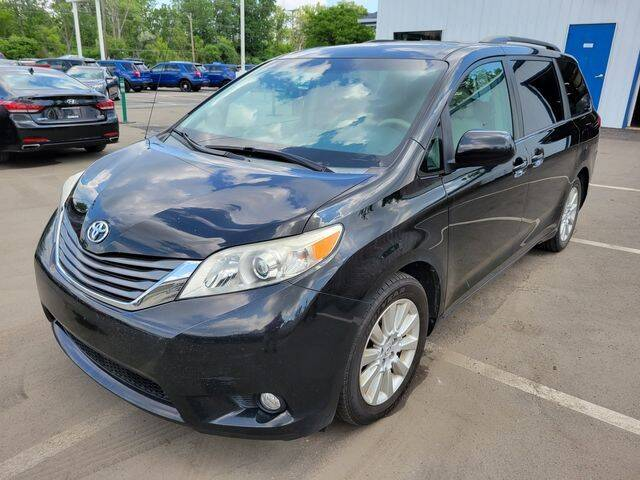 2012 Toyota Sienna for sale at North Oakland Motors in Waterford MI