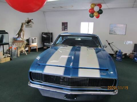 1968 Chevrolet Camaro for sale at Mid - Way Auto Sales INC in Montgomery NY