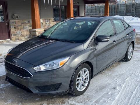 2017 Ford Focus for sale at Affordable Auto Sales in Cambridge MN