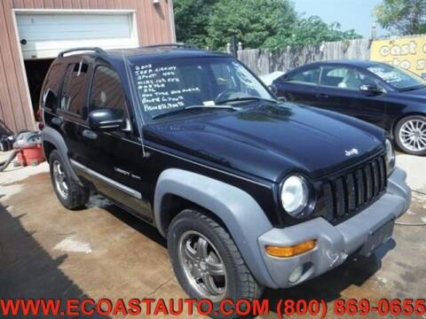 2003 Jeep Liberty for sale at East Coast Auto Source Inc. in Bedford VA