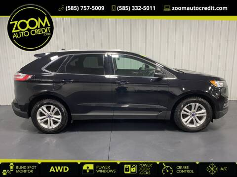 2019 Ford Edge for sale at ZoomAutoCredit.com in Elba NY