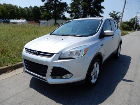 2016 Ford Escape for sale at United Traders Inc. in North Little Rock AR
