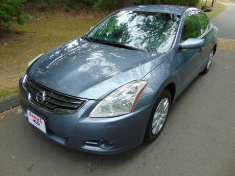 2010 Nissan Altima for sale at Lakewood Auto in Waterbury CT