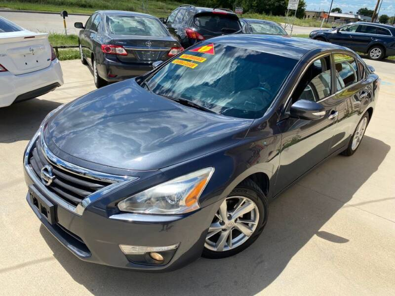 2013 Nissan Altima for sale at Raj Motors Sales in Greenville TX