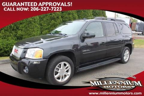 2006 GMC Envoy XL for sale at MILLENNIUM MOTORS INC in Monroe WA