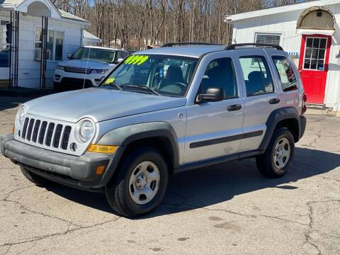2007 Jeep Liberty for sale at Milford Automall Sales and Service in Bellingham MA