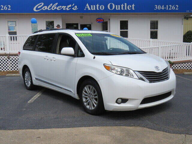 2011 Toyota Sienna for sale at Colbert's Auto Outlet in Hickory NC