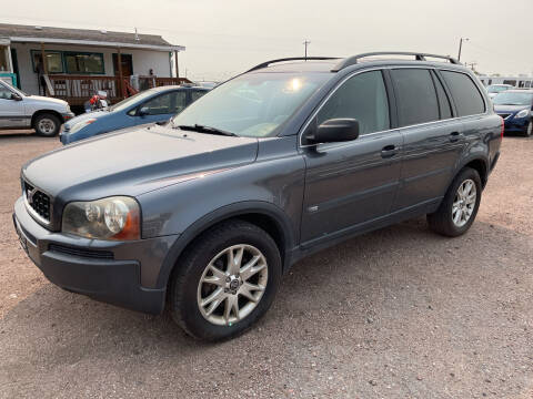 2005 Volvo XC90 for sale at PYRAMID MOTORS - Fountain Lot in Fountain CO