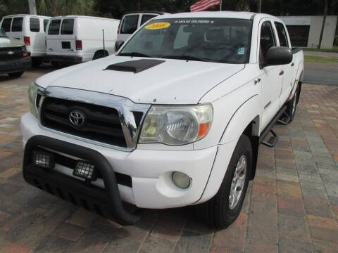 2008 Toyota Tacoma for sale at Affordable Auto Motors in Jacksonville FL