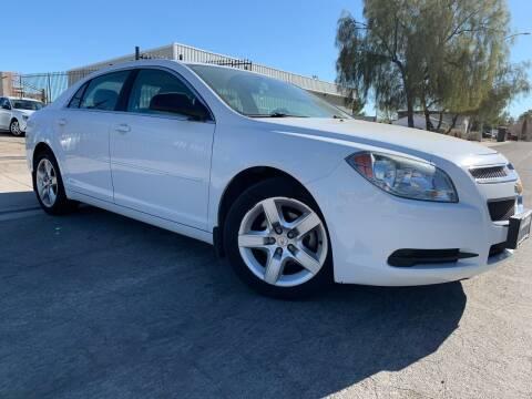 2012 Chevrolet Malibu for sale at Boktor Motors in Las Vegas NV