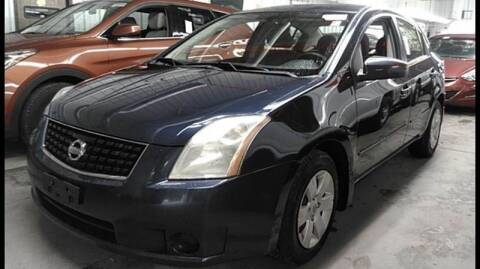 2009 Nissan Sentra for sale at BORGES AUTO CENTER, INC. in Taunton MA