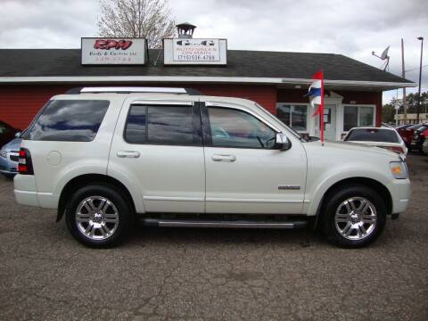 2006 Ford Explorer for sale at G and G AUTO SALES in Merrill WI