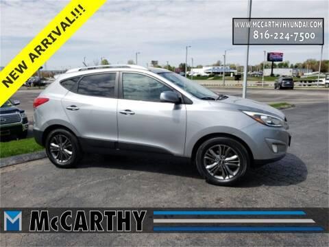 2014 Hyundai Tucson for sale at Mr. KC Cars - McCarthy Hyundai in Blue Springs MO