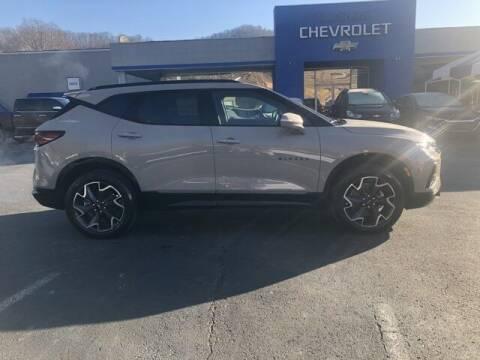 2021 Chevrolet Blazer for sale at Tim Short Auto Mall in Corbin KY