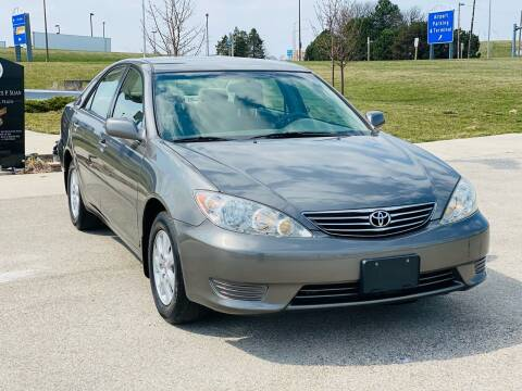 2005 Toyota Camry for sale at Airport Motors in Saint Francis WI