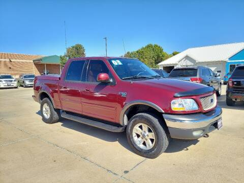 2003 Ford F-150 for sale at America Auto Inc in South Sioux City NE