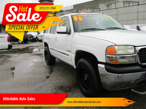 2005 GMC Yukon for sale at Affordable Auto Sales in Olathe KS
