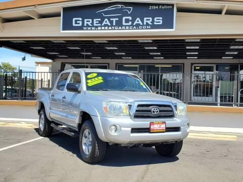 2006 Toyota Tacoma for sale at Great Cars in Sacramento CA