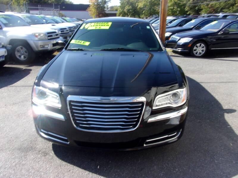 2014 Chrysler 300 for sale at Balic Autos Inc in Lanham MD
