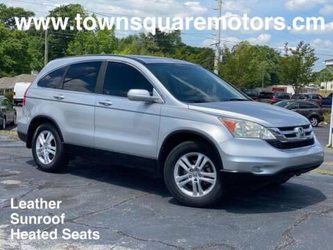 2010 Honda CR-V for sale at Town Square Motors in Lawrenceville GA