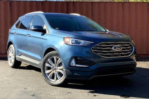 2019 Ford Edge for sale at CU Carfinders in Norcross GA