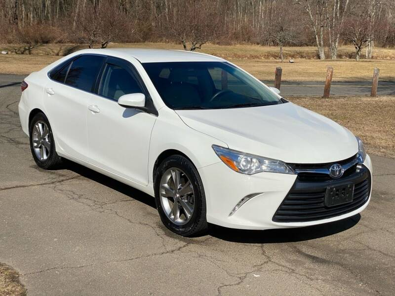 2015 Toyota Camry for sale at Choice Motor Car in Plainville CT