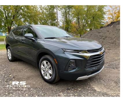 2019 Chevrolet Blazer for sale at RS Motors in Falconer NY