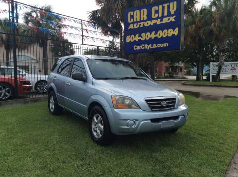 2007 Kia Sorento for sale at Car City Autoplex in Metairie LA