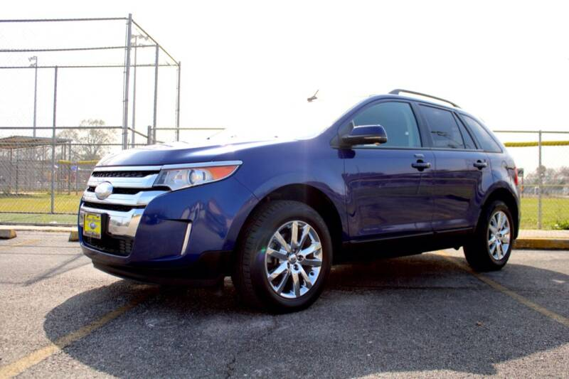 2013 Ford Edge for sale at MEGA MOTORS in South Houston TX