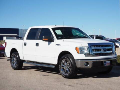 2014 Ford F-150 for sale at Douglass Automotive Group in Central Texas TX