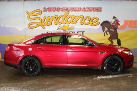 2012 Ford Taurus for sale at Sundance Chevrolet in Grand Ledge MI