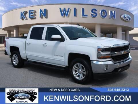 2017 Chevrolet Silverado 1500 for sale at Ken Wilson Ford in Canton NC