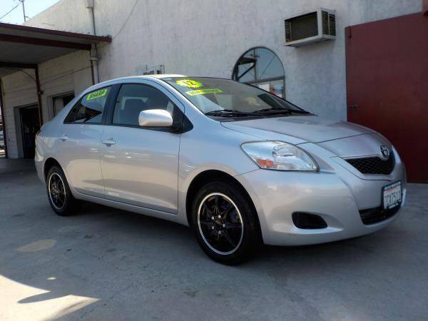 2012 Toyota Yaris for sale at Bell's Auto Sales in Corona CA