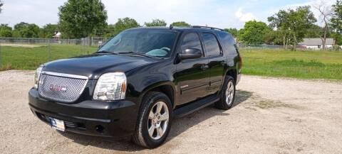 2011 GMC Yukon for sale at LA PULGA DE AUTOS in Dallas TX