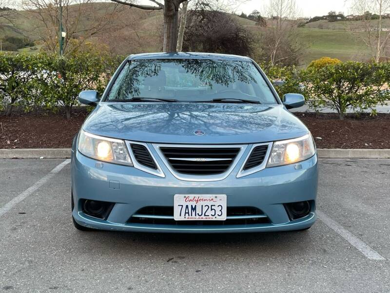 2008 Saab 9-3 for sale at CARFORNIA SOLUTIONS in Hayward CA