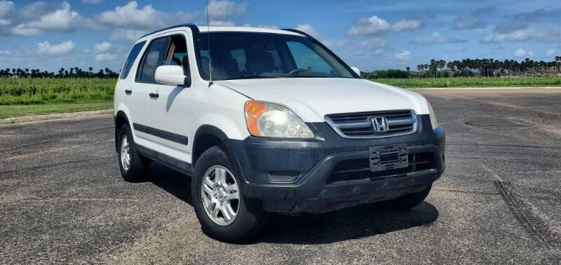 2002 Honda CR-V for sale at BAC Motors in Weslaco TX