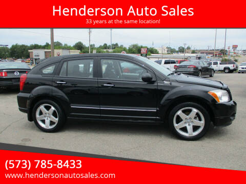2007 Dodge Caliber for sale at Henderson Auto Sales in Poplar Bluff MO