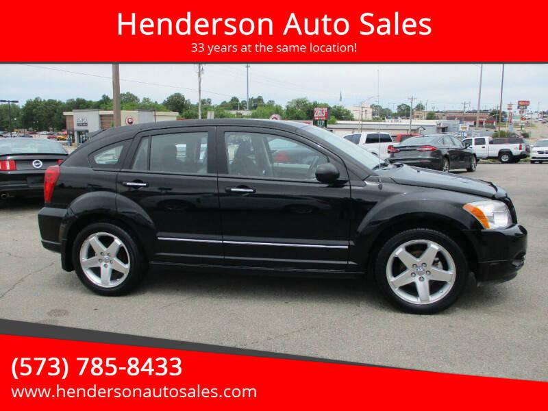 2007 Dodge Caliber for sale at Henderson Auto Sales in Poplar Bluff MO