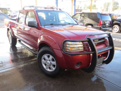 2004 Nissan Frontier for sale at PR1ME Auto Sales in Denver CO