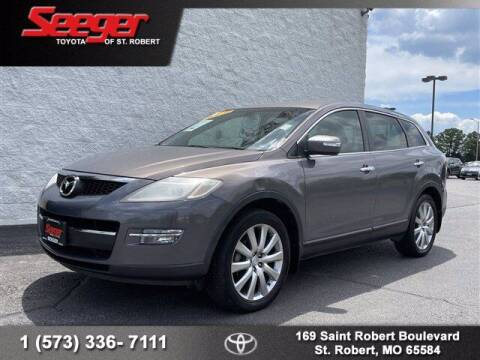 2008 Mazda CX-9 for sale at SEEGER TOYOTA OF ST ROBERT in St Robert MO