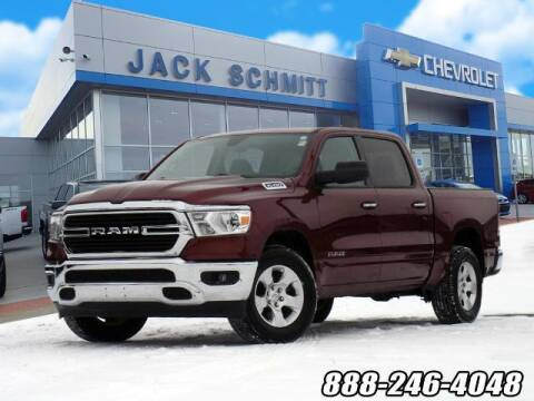2019 RAM Ram Pickup 1500 for sale at Jack Schmitt Chevrolet Wood River in Wood River IL