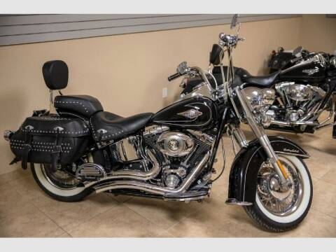 2011 Harley-Davidson Heritage Softail Classic for sale at REVEURO in Las Vegas NV